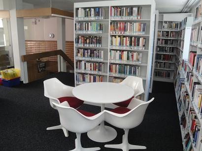 Bibliothek der ICZ